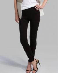 Halston Heritage Leggings Tapered Cuff - Lyst