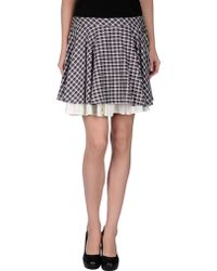 Maison Espin - Mini Skirt - Lyst