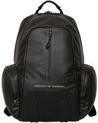 Porsche Design - Water Resistant Polyester Backpack - Lyst