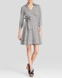 Diane von Furstenberg Wrap Dress - Jadrian - Lyst