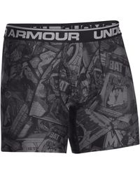 Under Armour Superhero Athletic Boxer Briefs - Lyst