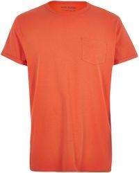 43dc09e75716 Men's River Island T-shirts Online Sale - Page 68 - Lyst