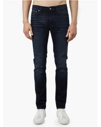 Acne Studios Men'S Ace Oreo Skinny-Fit Jeans blue - Lyst