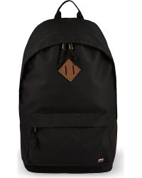 Obey Classic Backpack Black - Lyst