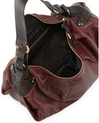 Foley + Corinna Equestrian Oversized Hobo Bag - Lyst