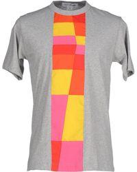 Comme des Garçons | gray T-shirt | Lyst