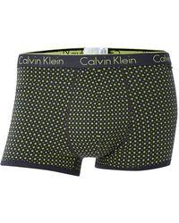 Calvin Klein All Over Dot Trunk - Lyst