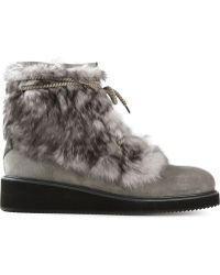 Moncler Atreo Boots - Lyst