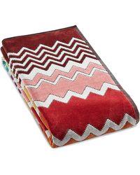 Missoni Rufus Cotton Towel - Lyst