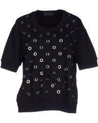 Diesel Black Gold Sweatshirt black - Lyst