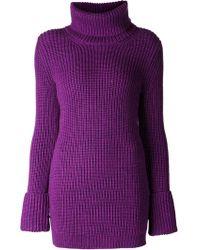 Altuzarra Melange Sweater - Lyst