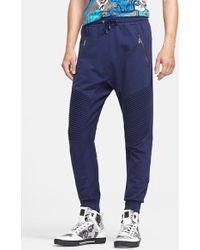 Versace Moto Sweatpants - Lyst