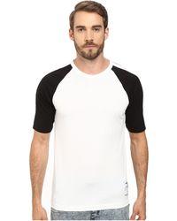 G-Star RAW Vindal Round Neck 1/2 Sleeve T-Shirt - Lyst