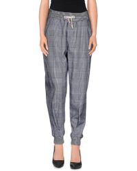 Band of Outsiders | Casual Pants | Lyst