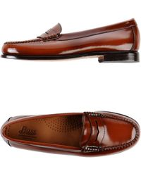 G.H. Bass & Co. Moccasins - Lyst