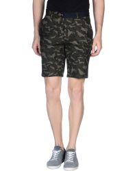 Vito - Bermuda Shorts - Lyst