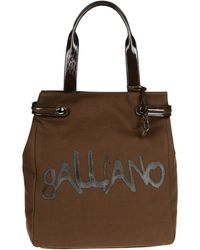 John Galliano Under-arm - Lyst