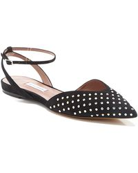 Tabitha Simmons Vera Crystal Embellished Sandals - Lyst