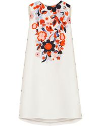 Mulberry Studded Bee Dress - Lyst
