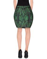 Vera Wang | Mini Skirt | Lyst