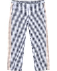 N°21 3/4-Length Trousers - Lyst