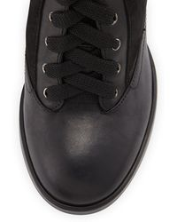Rag & Bone Hove Lace-Up Bootie - Lyst