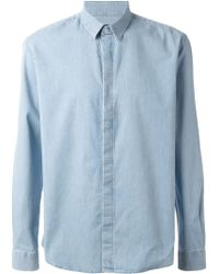 Surface To Air Classic Chambray Shirt - Lyst
