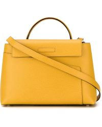 Valextra - Structured Tote - Lyst