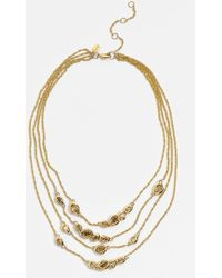 Alexis Bittar 'Elements' Multistrand Necklace - Lyst
