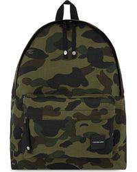 A Bathing Ape - Camo Print Cordura® Backpack - Lyst