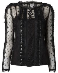 Alice By Temperley Misty Top - Lyst
