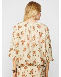 Denim & Supply Ralph Lauren | Floral Boho Top | Lyst