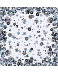 Charlotte Hudders - Diamonds And Daisies Ice Blue - Lyst