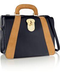 Olympia Le-Tan Lulu Leather Shoulder Bag - Lyst