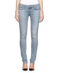 Textile Elizabeth and James | Debbie Skinny Jeans | Lyst