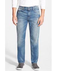 Joe's Jeans 'Savile Row - Collectors Edition' Slim Straight Leg Jeans - Lyst