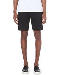 Diesel P-Storm Sweat Shorts - For Men black - Lyst