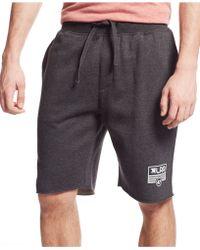 LRG Big & Tall Rc Flag Fleece Shorts - Lyst