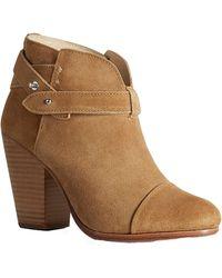 Rag & Bone Harrow Boot In Hazel brown - Lyst