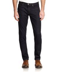 J Brand Tyler Perfect Slim Straight-Leg Jeans - Lyst