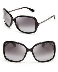 Marc By Marc Jacobs Oversized Sunglasses - Lyst