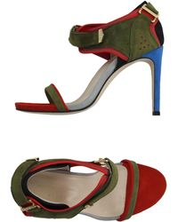 Preen By Thornton Bregazzi - Sandals - Lyst