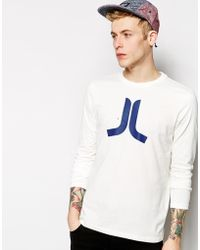 Wesc Logo T-Shirt - Lyst