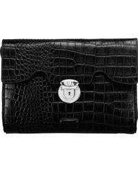 Osprey London - The Large Tango Clutch Bag - Lyst