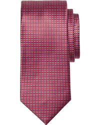 Brooks Brothers Golden Fleece® 7-Fold Circle Link Print Tie - Lyst