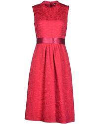 Dior Knee-Length Dress - Lyst