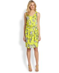 Weekend by Maxmara Lupino Jersey Floral Dress - Lyst