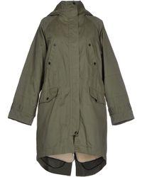 Rag & Bone Khaki Jacket - Lyst