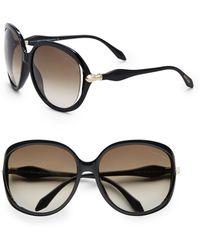 Roberto Cavalli Injected Acetate Sunglasses - Lyst