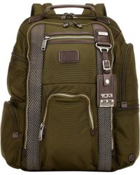 Tumi - Alpha Bravo Kingsville Deluxe Brief Pack - Lyst
